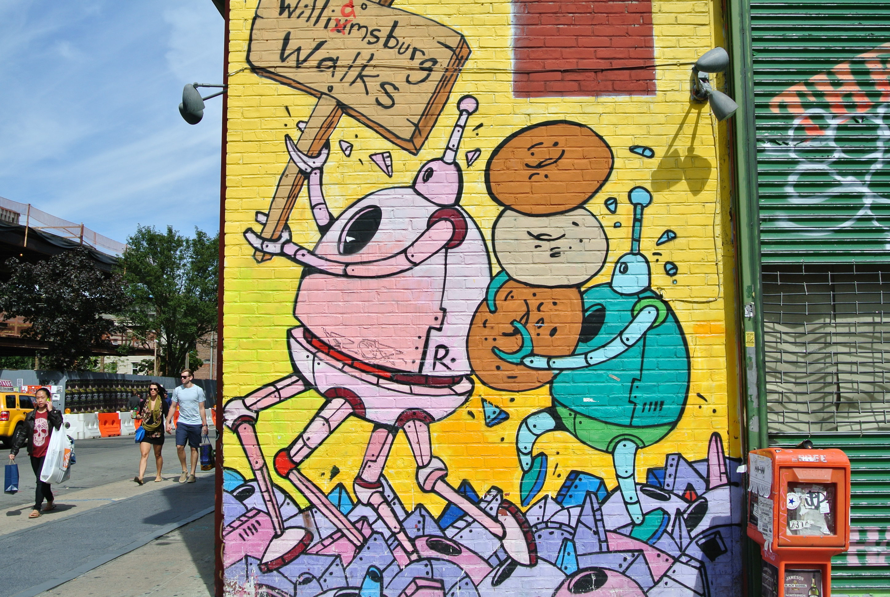 Philly Travels: Langston Clement Finds Some Amazing Street Art in ...