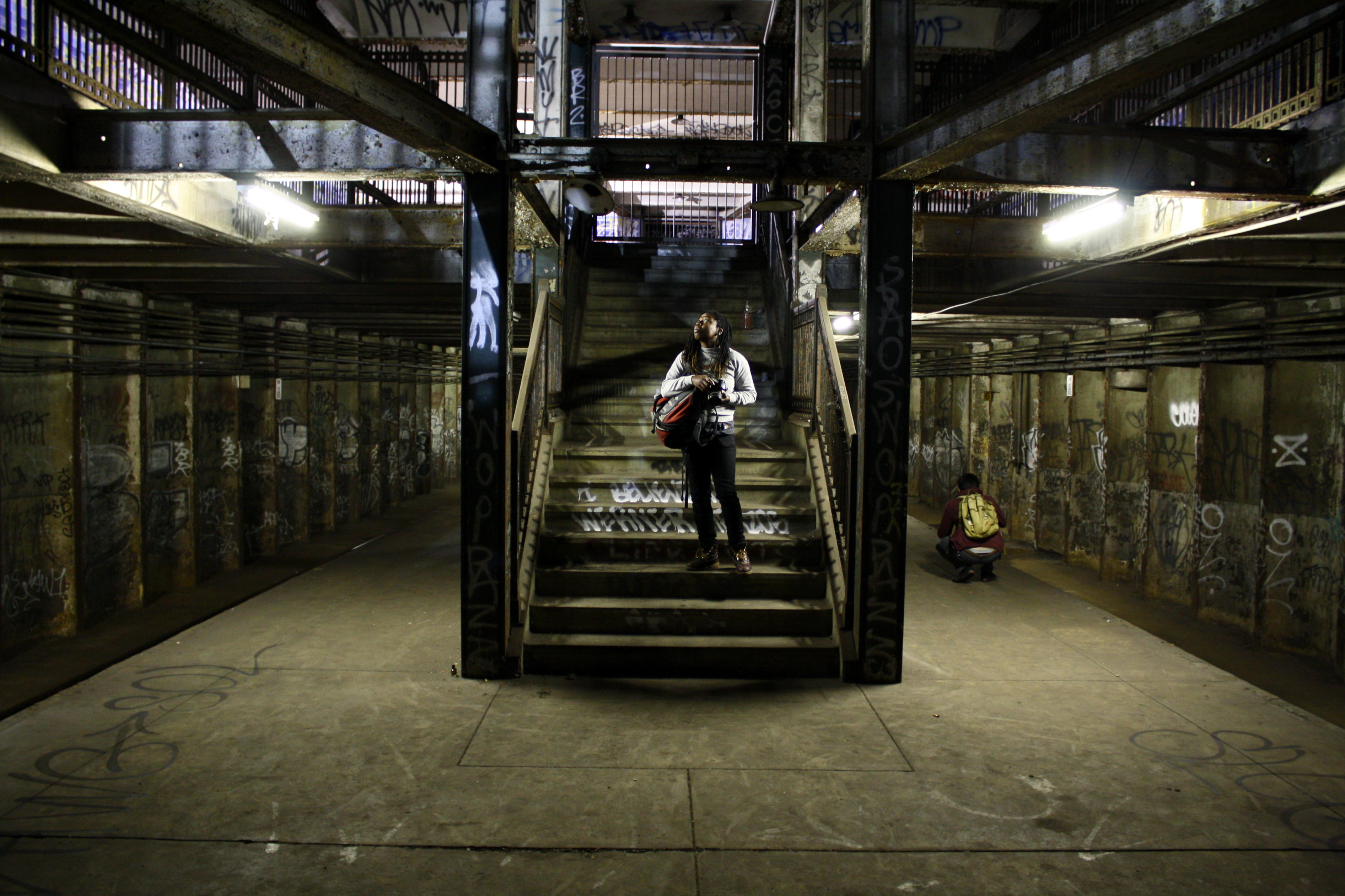 exploring philadelphia's abandoned subway stations | streets dept