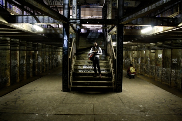 Exploring Philadelphia's Abandoned Subway Stations