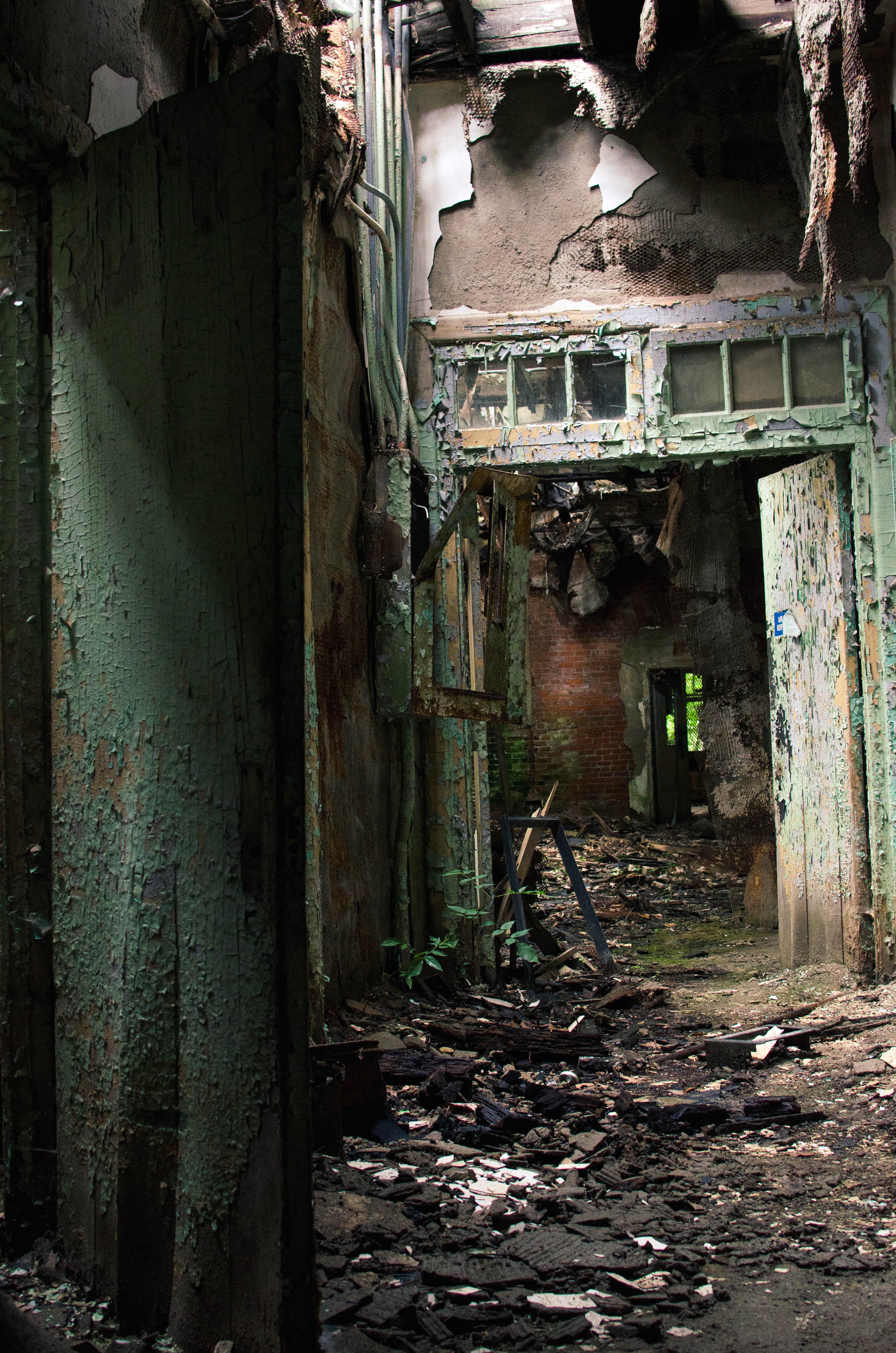 Inside The Abandoned Pennhurst State School And Hospital