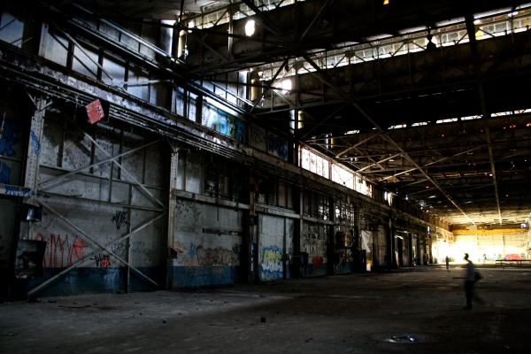 Inside Philly's Abandoned Budd Manufacturing Plant with Jimmy O'Donnell