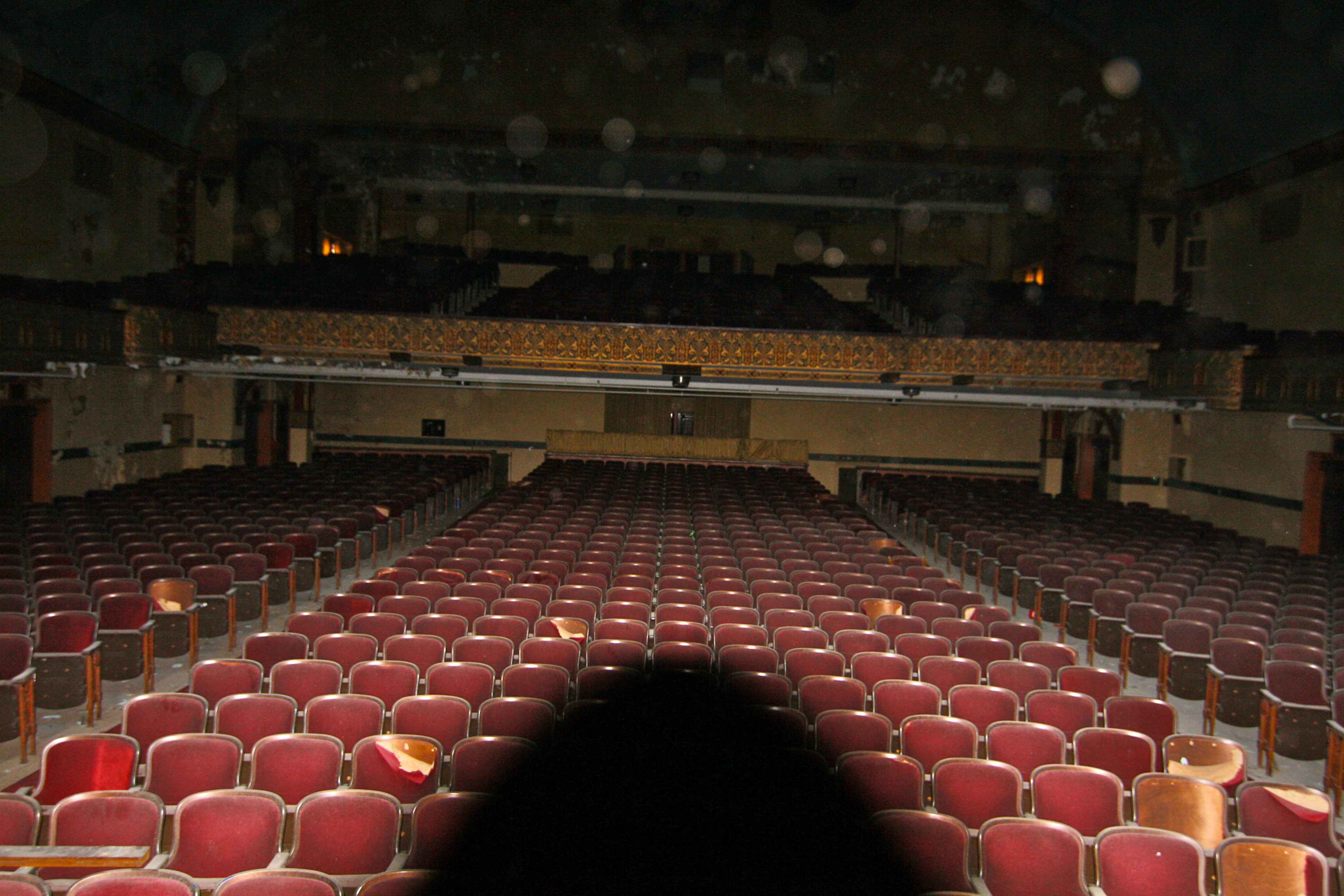 Inside And On Top Of Wilkes Barre Pa S Abandoned Irem