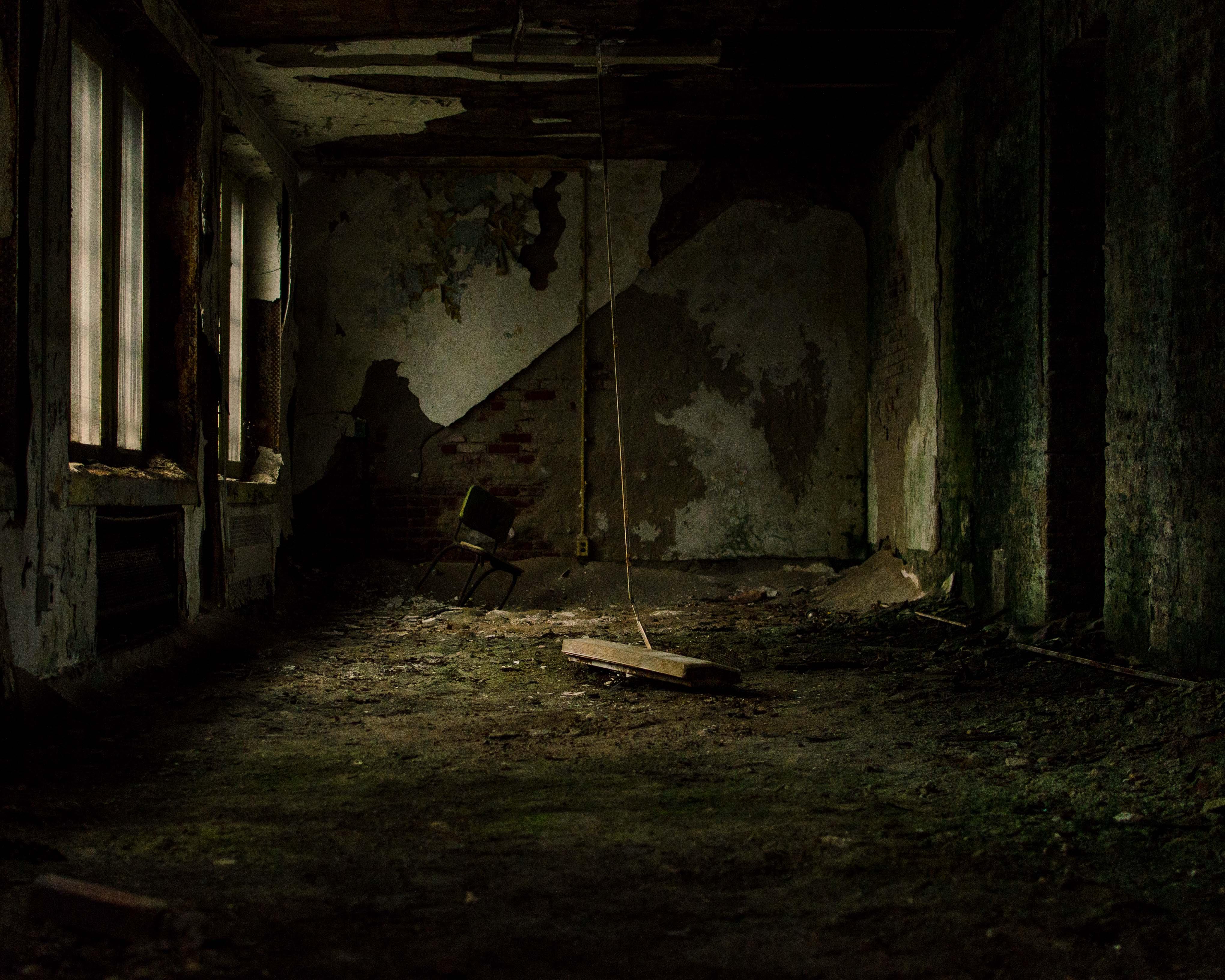 Inside New Jersey S Abandoned Greystone Psychiatric