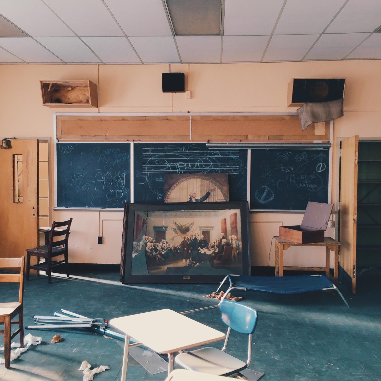 Exploring The Ruins of Philadelphia's Public School System