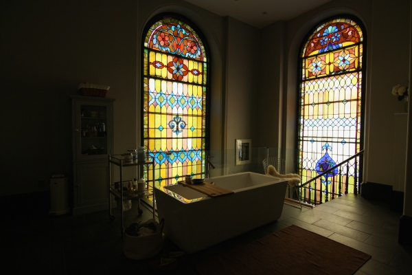 Former Fishtown Church Converted Into Beautiful Home!