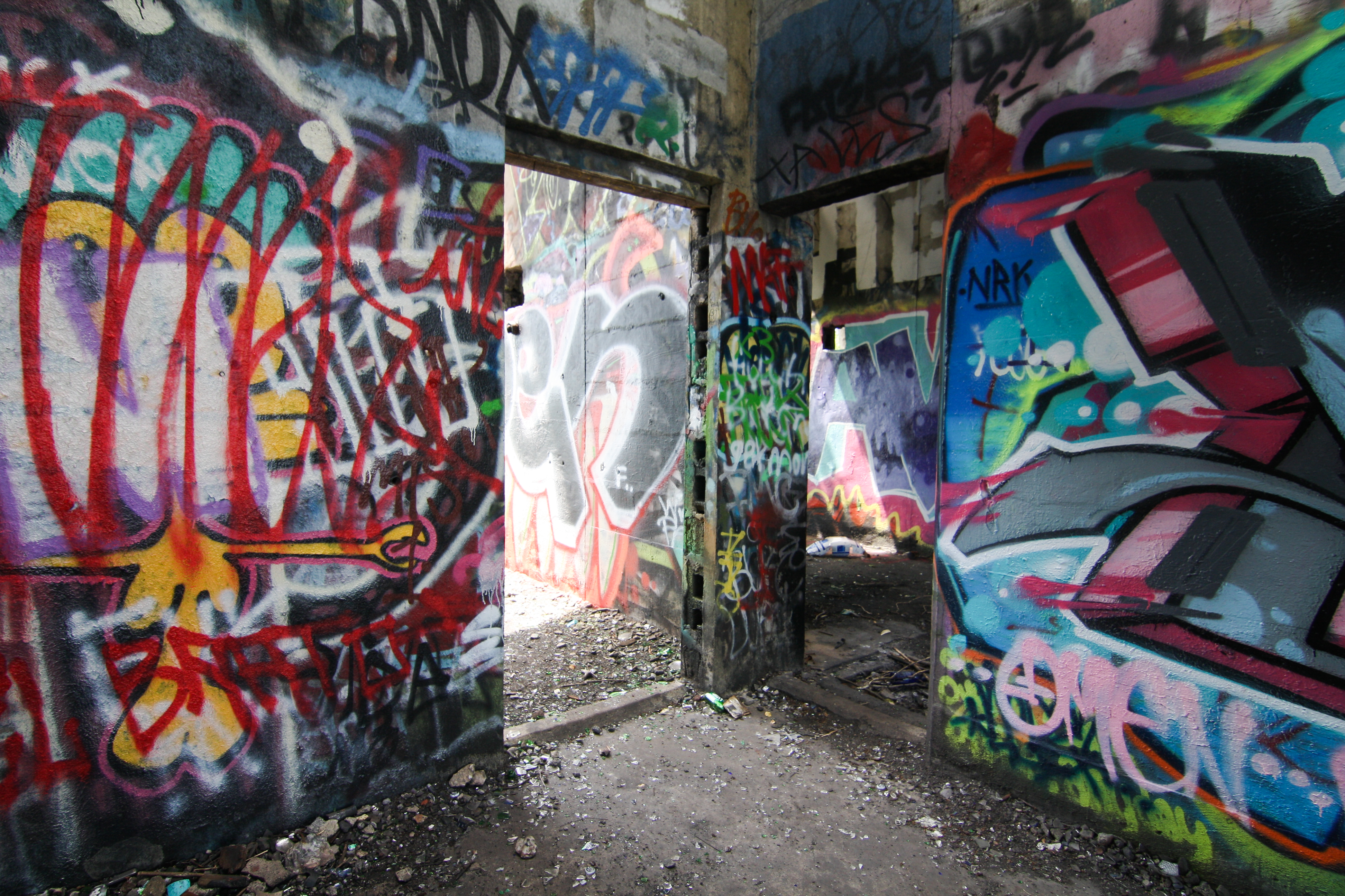 Put Simply I Love This Place And One Look At These Photos Of Graffiti Pier Will Tell You That Many Many Other Philadelphians Do As Well