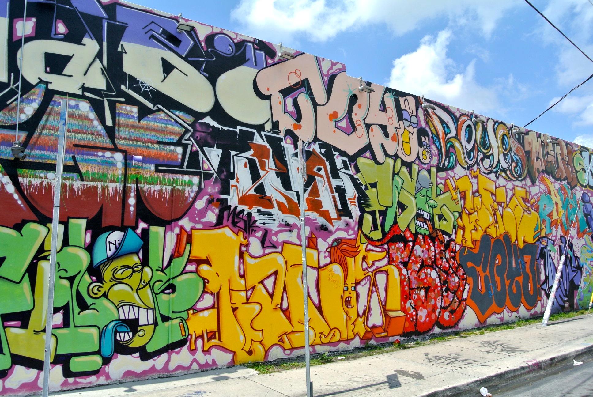 DSC_2388 DSC_2460 DSC_2449 DSC_2429 ... & Philly Travels: Langston Clement Visits Wynwood Walls in Miami ...