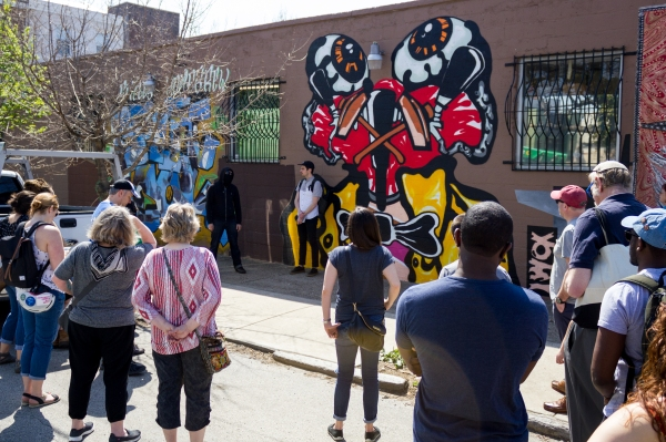Join Me: Announcing May's 2nd Saturday Street Art Tour, The Gayborhood