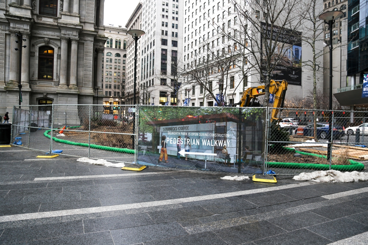 Bad Leadership Leads to A Starbucks Being Built in Dilworth Park