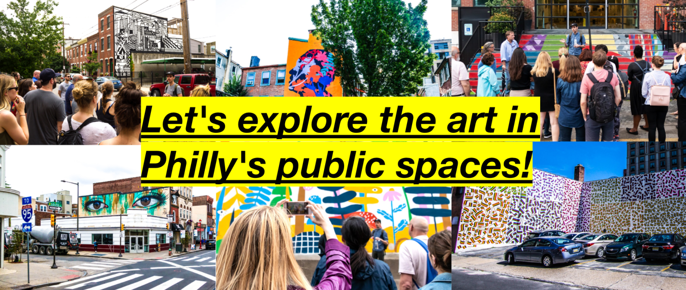 JOIN ME: 2nd Saturday Philly Art Walks